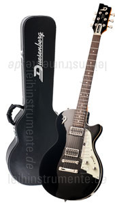 e gitarre duesenberg starplayer special black neuware. Black Bedroom Furniture Sets. Home Design Ideas