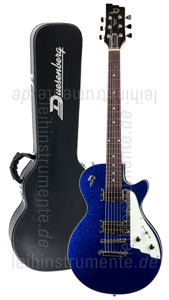 e gitarre duesenberg starplayer special blue sparkle. Black Bedroom Furniture Sets. Home Design Ideas