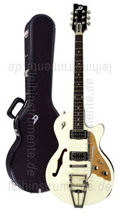 zur Detailansicht E-Gitarre DUESENBERG STARPLAYER TV - Vintage White + Custom Line Case