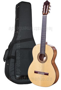 spanische flamencogitarre camps m5 s lh blanca. Black Bedroom Furniture Sets. Home Design Ideas