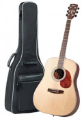 Western-Gitarre CORT EARTH 100 NS - Dreadnought - massive Fichtendecke
